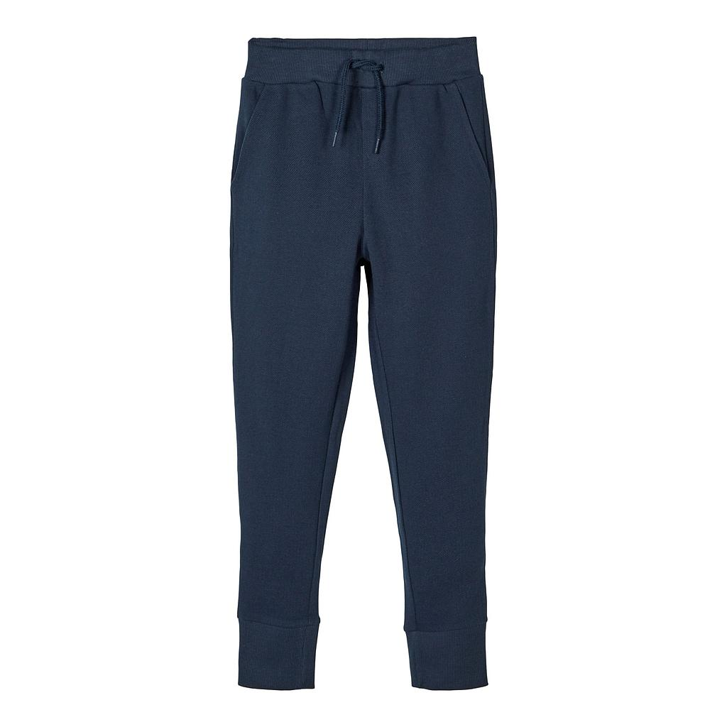 NAME IT KIDS - NKMVASIMO SWE PANT UNB NOOS - Dark Sapphire