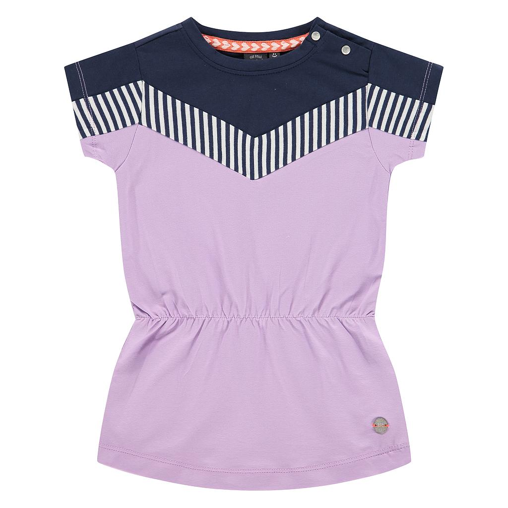 Babyface - girls dress - lilac - BBE21108720