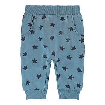 NAME IT BABY - NBMTILOP LIGHT SWEAT PANT UNB - Real Teal