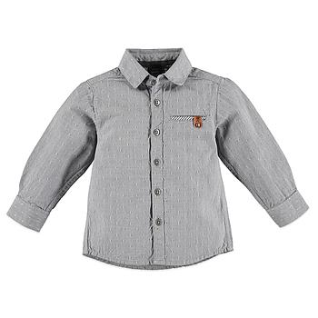 Babyface - boys shirt l.sl. - SMOKE - 107521